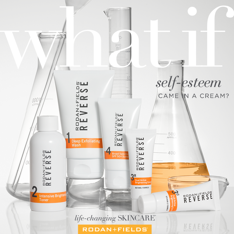 Rodan + Fields Reverse Regimen | Lisa Johnson | Rapid City, SD