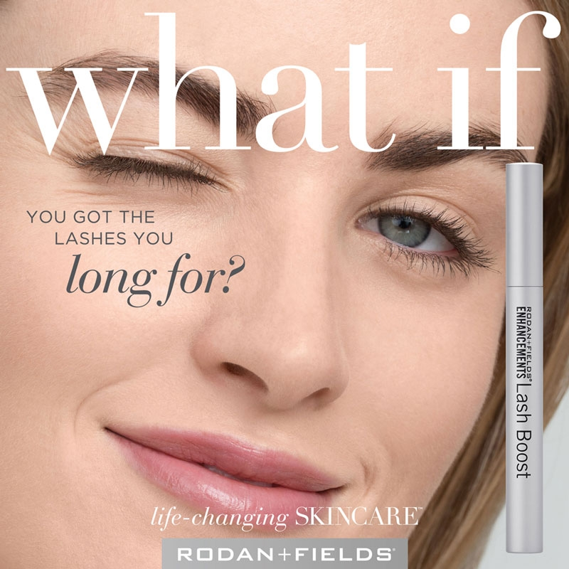 Rodan + Fields Lash Boost | Lisa Johnson, Rapid City, SD