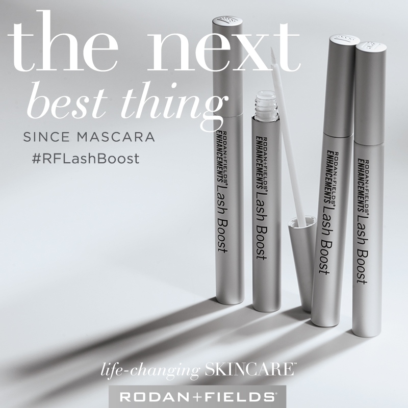 Rodan + Fields Lash Boost | Lisa Johnson | Rapid City, SD